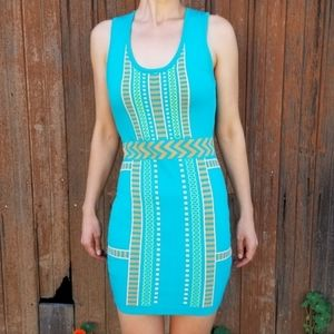 WOW Couture World of Women | bright bodycon dress